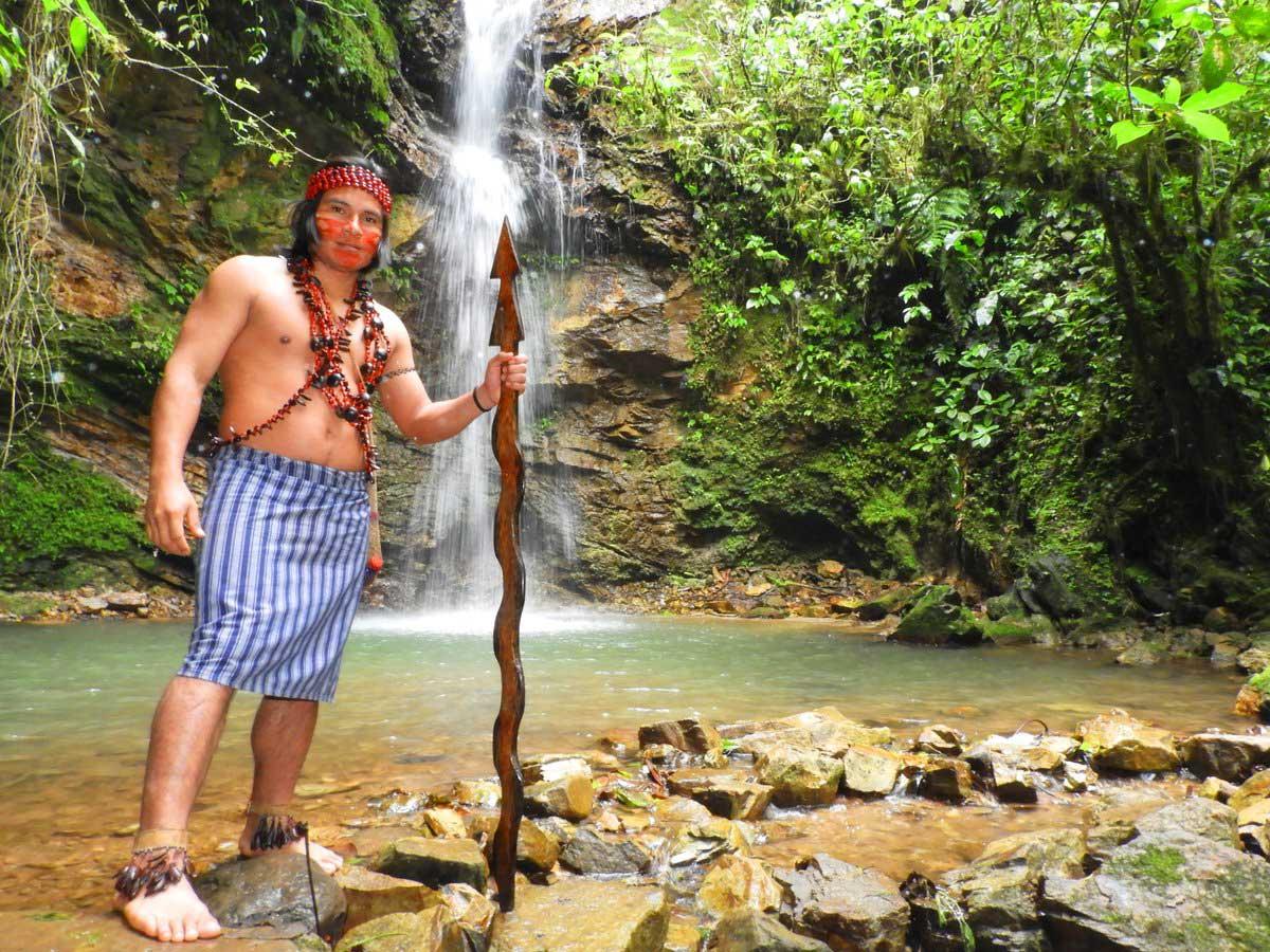 Cascadas de Kintia Pankai